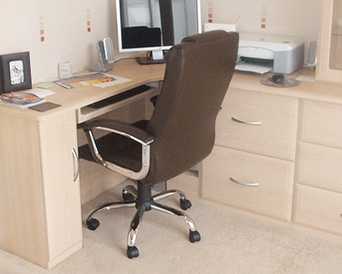 Fitted Home Office Furniture Studies Lancashire Bolton North West Preston Uk