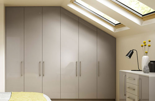 Fitted loft wardrobes furniture attic lancashire bolton north west preston uk - Small modern houses with loft the practical choice ...